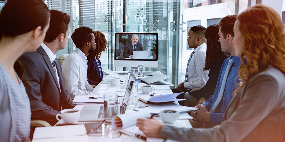 When you should have a virtual meeting